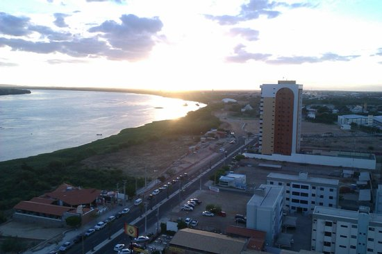 Nobile Suítes Del Rio Petrolina: Vista do quarto.