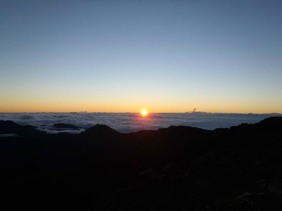 Maui Sunriders: sunrise