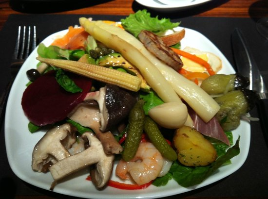 Barbacoa Classico, Marunouchi: Barbacoa Classico Marunouchi Salad