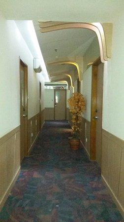 Business Hotel Tomang : Corridor