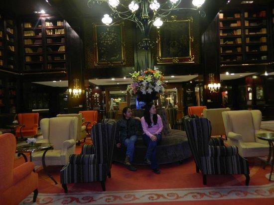 Hotel Geneve Ciudad de Mexico : lobby