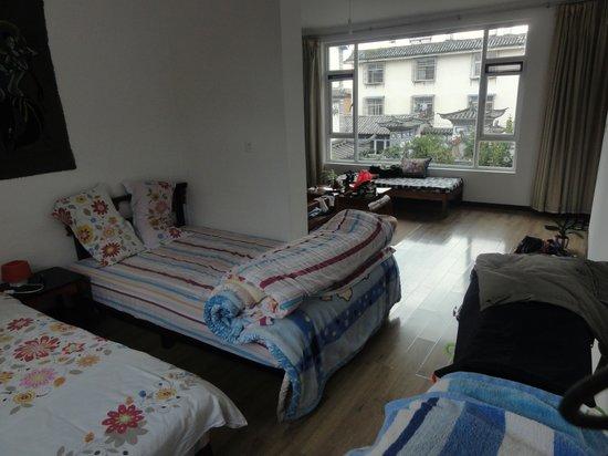 Purple Bamboo International Guest House : MY room