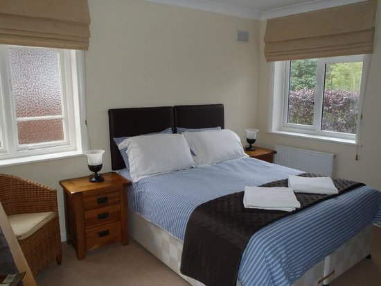 Poplar House Serviced Apartments: Bedroom
