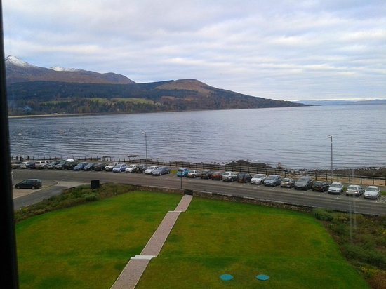 The Douglas Hotel: Brodick Bay