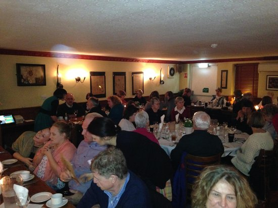 An Evening of Food, Folklore and Fairies: Folklore at the Brazen Head