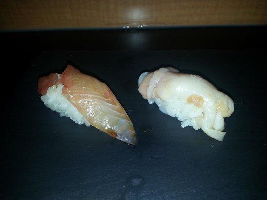 Ikko Japanese Restaurant: omakase sushi