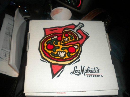 Lou Malnati's Pizzeria: Larry's Pictures
