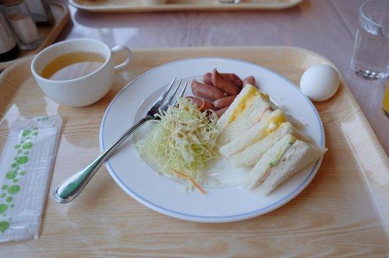 Shin-Osaka Station Hotel Annex : breakfast