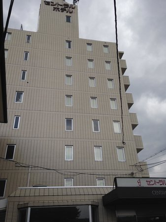 Central Hotel Yasu: 外観