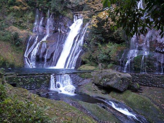 Taketa, Japonya: 白水の滝