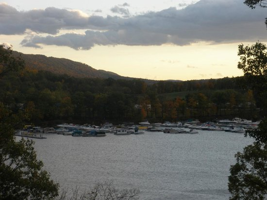 Raystown Lake: View From our Room