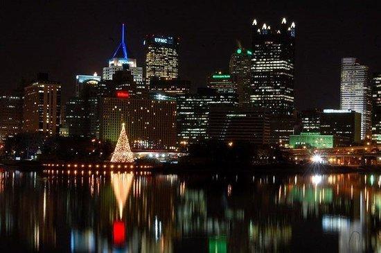 Wyndham Grand Pittsburgh Downtown: Beautiful Pittsburgh
