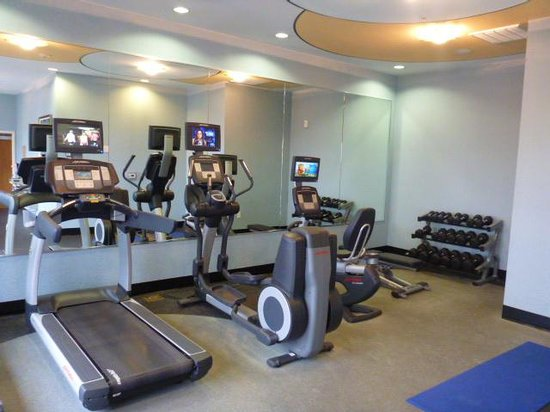 SpringHill Suites Houston Intercontinental Airport: Excercise room