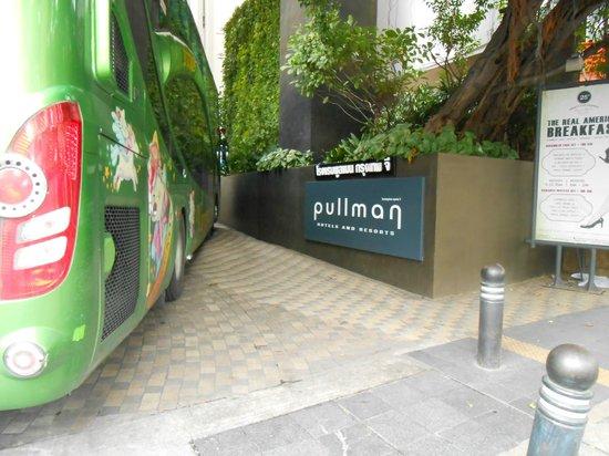 Pullman Bangkok Hotel G: pullman