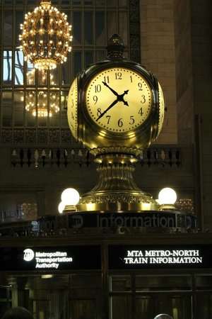 Photo Tours of New York: Grand central