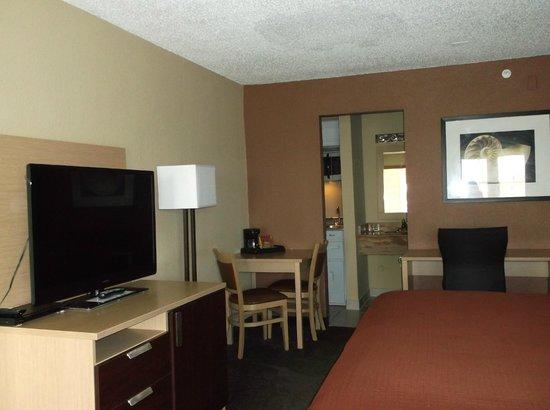 Howard Johnson Corpus Christi: Guest Room