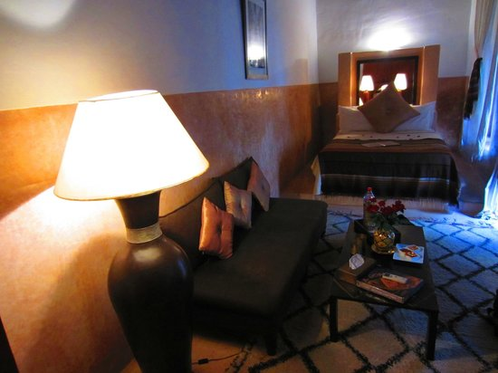 Riad l'Orangeraie: Nutmeg Suite