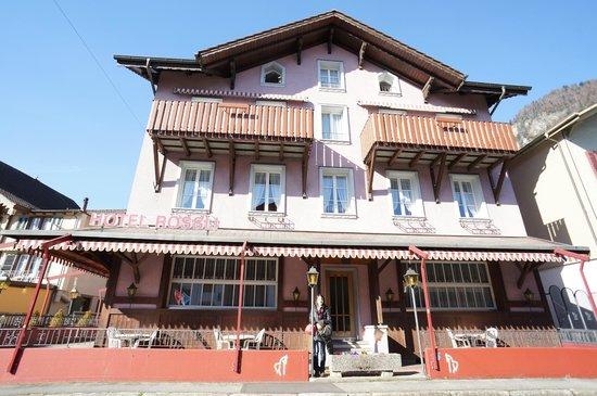 Hotel Roessli: Hotel Rossli