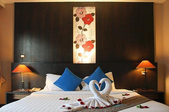 Andakira Hotel: honeymoon room