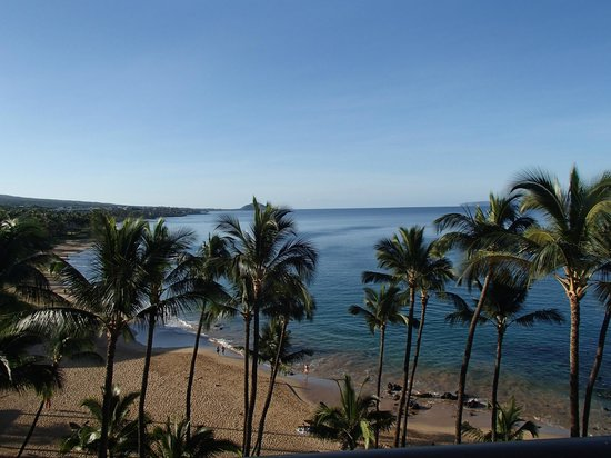 Mana Kai Maui: View from the lanai