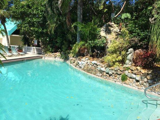 Flamboyan on the Bay Resort & Villas: Pool at Magens Point