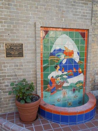 Menger Hotel: Mosaic