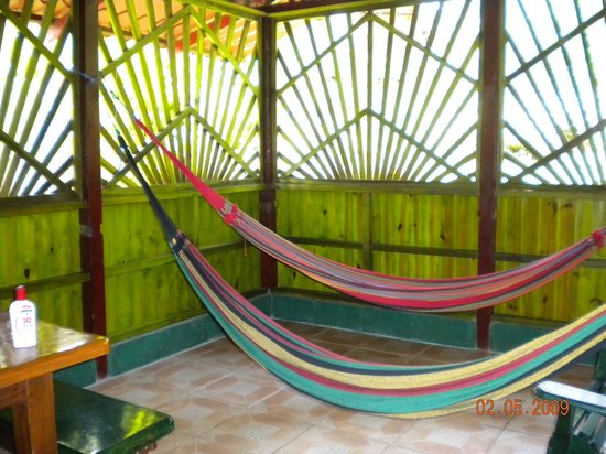 Cashew Hill Jungle Cottages: An amazing place to relax in the evening