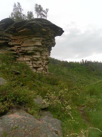 Views of Bayanaul NP