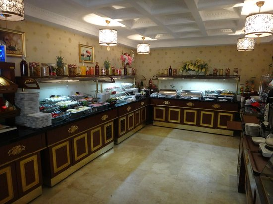 Arden Park Hotel: Buffet Breakfast