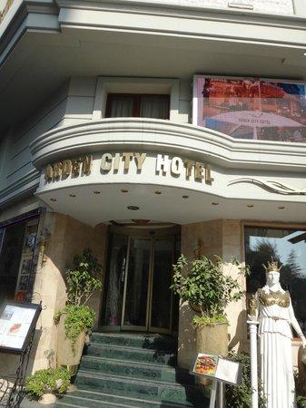 Arden Park Hotel: Arden City Hotel not Park