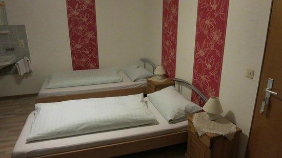 Hotel Felseneck: Zimmer 8 im 2. Stock