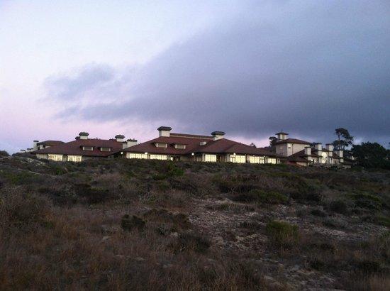 The Inn at Spanish Bay: majestic setting