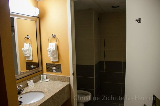 Travelodge Absecon Atlantic City: Bathroom