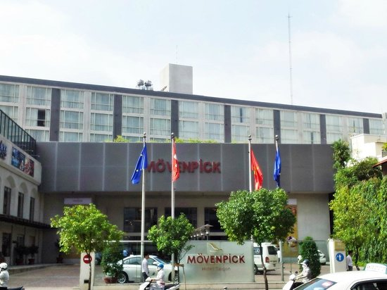 Eastin Grand Hotel Saigon: 01