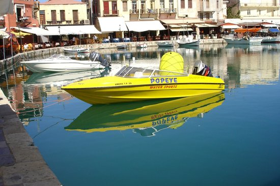 Venetian Harbour: Nice place