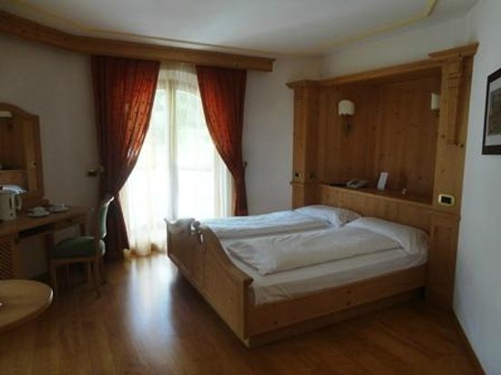 Hotel Andreas: ベッド