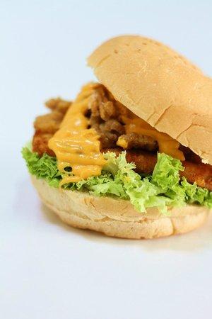Burger Bakar BOSS