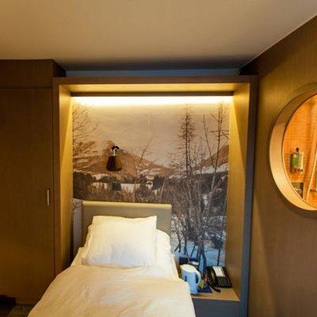 Hotel St. Georg: Zimmer