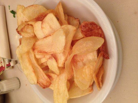 Trattoria Da Felice Di Colacillo Maria Grazia: Patatine fritte