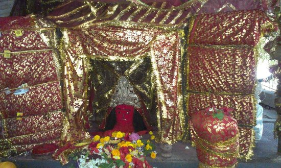 Sambalpur, India: Famous Maa Ghanteswari..