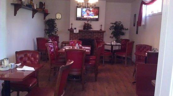 Patsy's smaller dining room