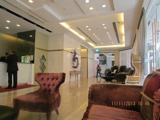 Parc Sovereign Hotel - Albert St.: Lobby