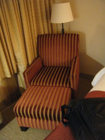 The Paramount Hotel: Chair