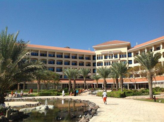 Fujairah Rotana Resort & Spa - Al Aqah Beach: Отель