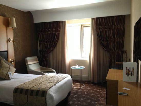 Istanbul Gonen Hotel: Номер