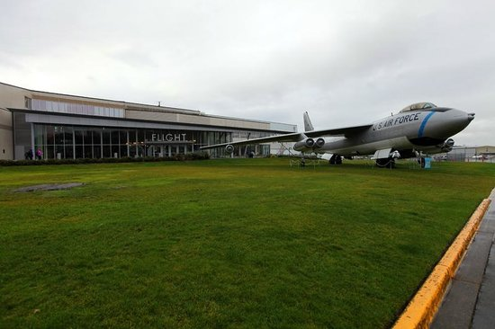 The Museum of Flight: B-47