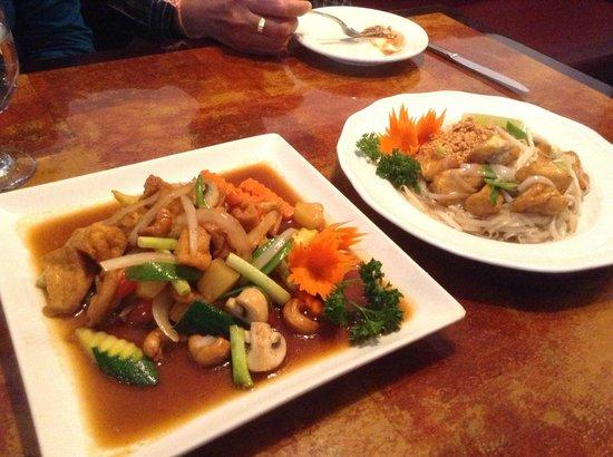 Sweet Mango: Tasty dinner - veggies with tofu
