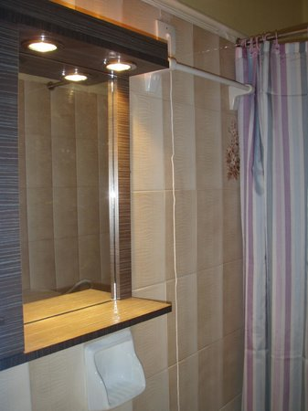 Agnantema : Bathroom