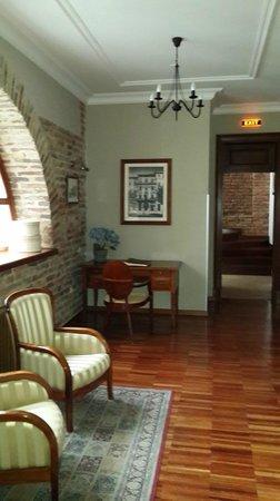 Vintage Boutique Hotel: коридор