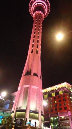 SKYCITY Grand Hotel : Pretty in Pink
